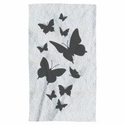 Рушник Many butterflies