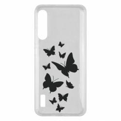 Чохол для Xiaomi Mi A3 Many butterflies