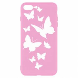 Чохол для iPhone 7 Plus Many butterflies