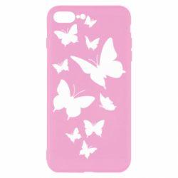 Чохол для iPhone 8 Plus Many butterflies