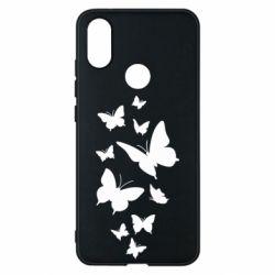 Чехол для Xiaomi Mi A2 Many butterflies