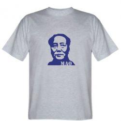 Мужская футболка МАО - FatLine