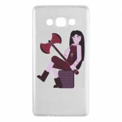 Чохол для Samsung A7 2015 Marceline adventure time