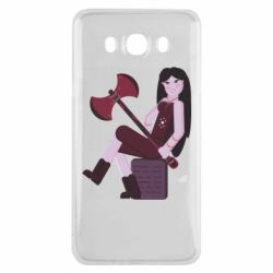Чохол для Samsung J7 2016 Marceline adventure time