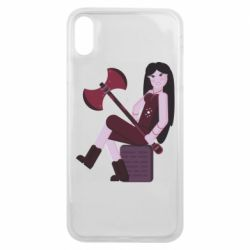 Чохол для iPhone Xs Max Marceline adventure time