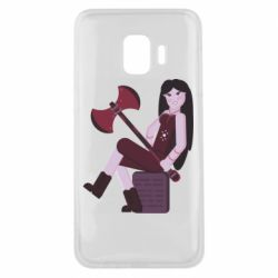 Чохол для Samsung J2 Core Marceline adventure time