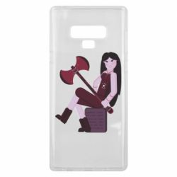 Чохол для Samsung Note 9 Marceline adventure time