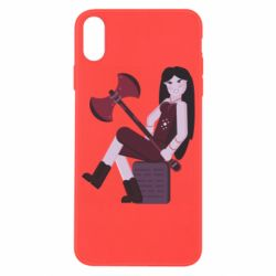 Чохол для iPhone X/Xs Marceline adventure time