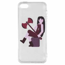 Чохол для iphone 5/5S/SE Marceline adventure time