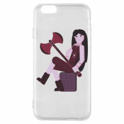 Чохол для iPhone 6/6S Marceline adventure time