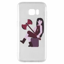 Чохол для Samsung S7 EDGE Marceline adventure time