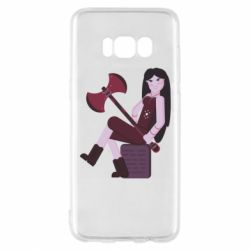 Чохол для Samsung S8 Marceline adventure time