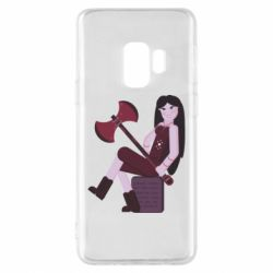 Чохол для Samsung S9 Marceline adventure time