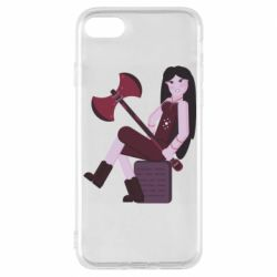 Чохол для iPhone 8 Marceline adventure time