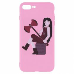 Чохол для iPhone 8 Plus Marceline adventure time