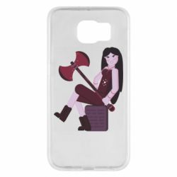 Чохол для Samsung S6 Marceline adventure time