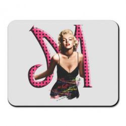 Коврик для мыши Marilyn Monroe - FatLine