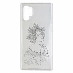 Чехол для Samsung Note 10 Plus Маривана