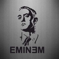 Наклейка Marshall Mathers - FatLine