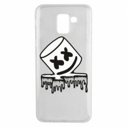 Чохол для Samsung J6 Marshmallow melts