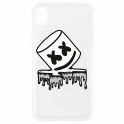 Чохол для iPhone XR Marshmallow melts