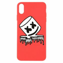 Чохол для iPhone Xs Max Marshmallow melts