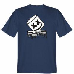 Чоловіча футболка Marshmallow melts