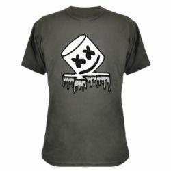 Камуфляжна футболка Marshmallow melts