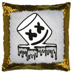 Подушка-хамелеон Marshmallow melts