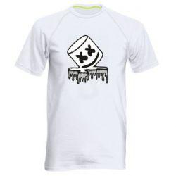 Чоловіча спортивна футболка Marshmallow melts