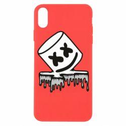 Чохол для iPhone X/Xs Marshmallow melts