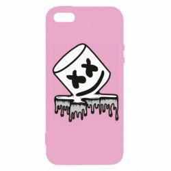 Чохол для iphone 5/5S/SE Marshmallow melts