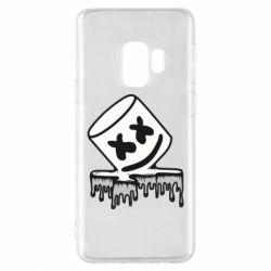 Чохол для Samsung S9 Marshmallow melts