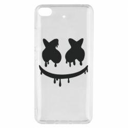 Чехол для Xiaomi Mi 5s Marshmello and face logo