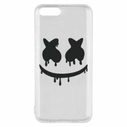 Чехол для Xiaomi Mi6 Marshmello and face logo