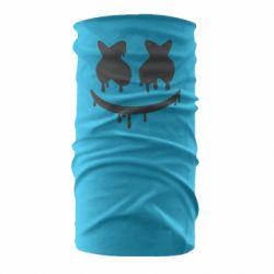 Бандана-труба Marshmello and face logo