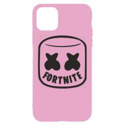 Чохол для iPhone 11 Marshmello and Fortnite