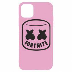 Чохол для iPhone 11 Pro Marshmello and Fortnite