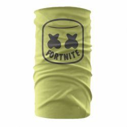 Бандана-труба Marshmello and Fortnite