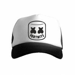 Дитяча кепка-тракер Marshmello and Fortnite