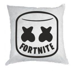 Подушка Marshmello and Fortnite