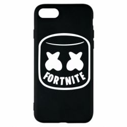 Чохол для iPhone 7 Marshmello and Fortnite