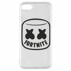 Чохол для iPhone 8 Marshmello and Fortnite