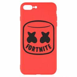 Чохол для iPhone 8 Plus Marshmello and Fortnite