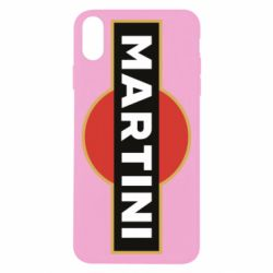 Чохол для iPhone X/Xs MARTINI