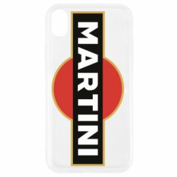 Чохол для iPhone XR MARTINI