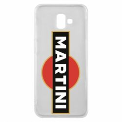 Чохол для Samsung J6 Plus 2018 MARTINI