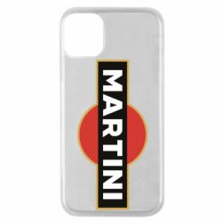 Чохол для iPhone 11 Pro MARTINI