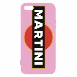 Чохол для iphone 5/5S/SE MARTINI