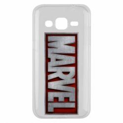 Чохол для Samsung J2 2015 Marvel 3D